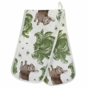 Thornback & Peel Rabbit and Cabbage Double Oven Glove