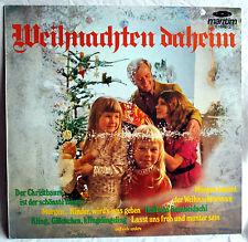 """12"""" Vinyl WEIHNACHTEN DAHEIM - Der Föchinger Kinderchor u.a."""