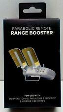 PolarPro - RangeBooster for Select DJI Drone Remotes - White/Gold