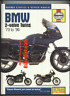 BMW Boxer Twins (70-96) R 100 90 80 75 65 60 50 45 RS GS Haynes Manual Book BW28