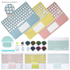"""Universal Bluetooth Keyboard TouchPad For iPad 7/8th Gen 10.2"""" Air 4 10.9"""" 2020"""