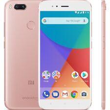 "Xiaomi Mi A1 Dual Sim 64GB 4GB 5.5"" Unlocked Android 7 Smartphone NEU- Rose Gold"