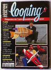 LOOPING n°44 du 4/1997; Plan encarté Gee Bee Fun 2D/ Essai Safari/ Skyraider