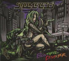 "Shameless ""Beautiful Disaster"" CD LA Guns Cherie Currie Pretty Boy Floyd Tuff"