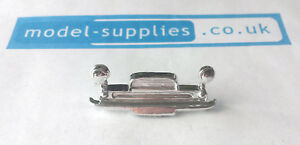 Spot On 265 417 Reproduction Chromed Plastic Front Grille Bedford and Tonibell