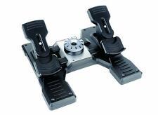 Logitech G Saitek pro Flight Rudder Pedals - System of Control for Simulators