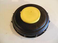 "NEW Mauser #81600027 IBC cap 6"" Vented Lid with EPDM Gasket"