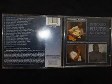 CD CHICAGO BLUES AT HOME / RARE /