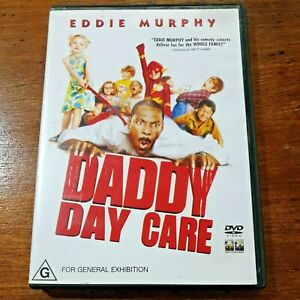Daddy Day Care DVD R4 Like New! FREE POST