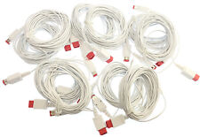 18 Foot Wired Sensor Bar Extension Cable for Wii and Wii U 10 pack wireless repl