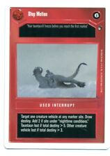 Star Wars CCG: Hoth White Border: Stop Motion