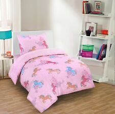 HIGH THREAD COUNT UNICORN DUVET COVER BEDDING DUVET SET FOR GIRLS, BOYS,KIDS