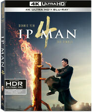 Ip Man 4: Finale [New 4K UHD Blu-ray] With Blu-Ray, 2 Pack