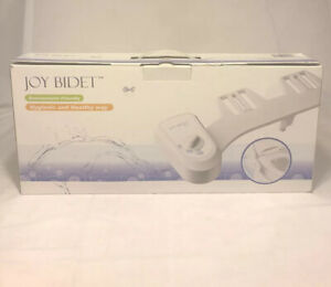 Brand New JOY BIDET C-2 SELF CLEANING Sealed Contents