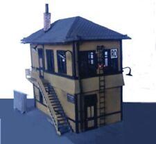 Alexander Scale # 7880 Baltimore & Ohio Interlocking Tower Kit HO MIB