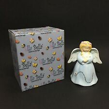 NEW ANGEL ELLA BELLA 4.5'' Angel W/ Kitten Everyone Loves Little Angels Figurine