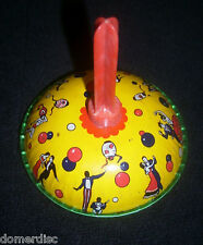 Vtg New Years Eve Noisemaker Usa Metal Plastic Toy 3""