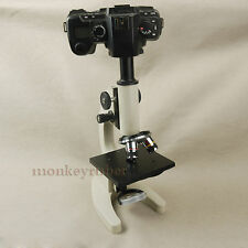 Micro Photography Microscope Photograph Adapter 23mm for Pentax PK Camera Body