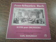 33 rpm jean-sebastien bach suite for orchestra no. 2 in b minor with flute