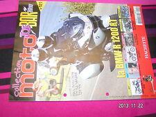Fascicule Moto Joe Bar Team n°121 BMW R 1200 RT NSU 250 Max Yamaha 450 YZF COSTE