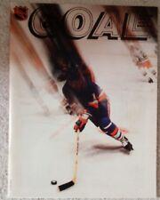1980 Philadelphia Flyers NHL Program New York Islanders