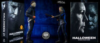 NECA - HALLOWEEN 2018 -  ULTIMATE LAURIE STRODE & MICHAEL MYERS FIGUREN SET