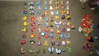 Used TOMY Vintage/Original 90's/00's Pokémon Figures, Generation 1-2