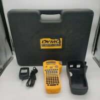Dymo RhinoPro 5000 Handheld Portable Label Maker Printer W Protective Case Works