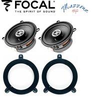 Focal RCX-130 Set 2 Haut-Parleurs Pour Mercedes Classe C (W203) Supp. Voiture