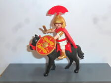 PLAYMOBIL - 1 MOUNTED ROMAN TRIBUNE WITH ACCESSORIES