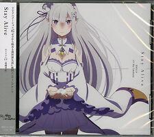 RE:ZERO - STARTING LIFE IN... LAST HALF OUTRO THEME: STAY ALIVE-JAPAN CD C94