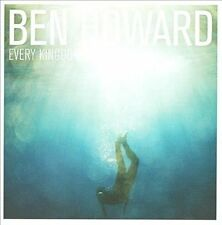 Every Kingdom by Ben Howard (CD, Oct-2011, Island (Label))