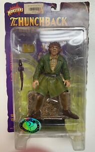 2000 SIDESHOW TOYS--UNIVERSAL STUDIOS MONSTERS--HUNCHBACK NOTRE DAME
