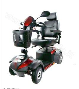 Scooter elettrico per anziani o disabili
