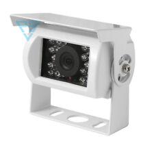 Retrocamera AHD 18 LED Telecamera posteriore per Camper Camion Tir Barche mezzi
