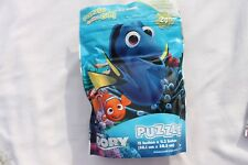 Disney PIXAR Finding Dory Nemo Puzzle on the Go! 24 Pieces In A Resealable Bag