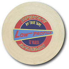 "Supertape Low Profile Tape 1""x 12 Roll  Tape Non Glare ~Lace Wig ,Hair Piece."