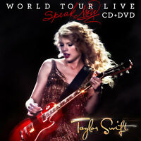 Taylor Swift - Speak Now World Tour Live [New CD] With DVD
