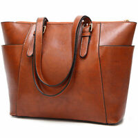 Handbags for Womens Top-Handle Design Purse Shoulder Bag PU Tote Satchel