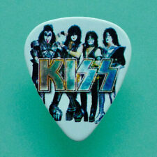 KISS PAUL STANLEY Signature Guitar Pick 2019 End Of The Road Tour Band Image