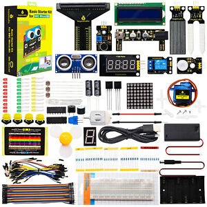 KEYESTUDIO Basic/Starter/Complete Electronic Kit Starter Kit für MICRO BIT STEM