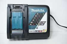 Makita Dc18Rc Battery Charger Used