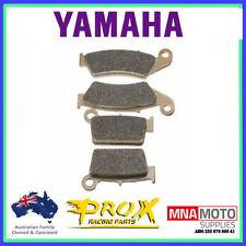 YAMAHA YZ85 PROX SINTERED FRONT & REAR BRAKE PADS 2002 - 2016