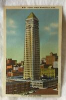 New Curt Teich Postcard Foshay Tower Minneapolis Minnesota Curteich