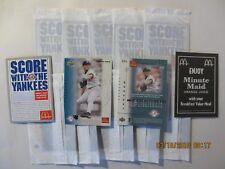 2003 McDonald's Yankees Mariano Rivera - 10ct sealed cello packs