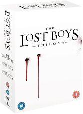 The Lost Boys Trilogy 1 2 3 Tribe Thirst Region 4 DVD