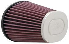 RC-5000 k&n chrome universel filtre à air ovale flg; gm tpi custom (kn universel ai