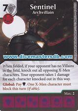 Sentinel Archvillain #87 - Uncanny X-Men - Marvel Dice Masters