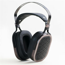 Acoustic Research ar-h1 aperto High-End Over-Ear-Cuffie VERA PELLE LEATHER