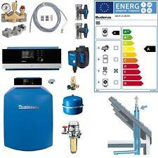 Buderus Ölbrennwert Kessel Logaplus Gb125 18 set Ga-k Abgassystem Regelung Rc310